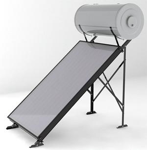 KIT solare sottovuoto